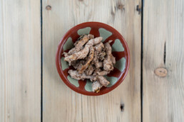 Emincés de poulet libanais lyon
