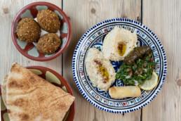 mezzés végétarien traiteur libanais lyon
