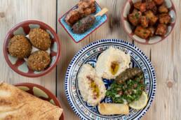 mezzés traiteur libanais lyon