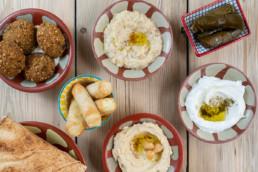 Plateau apéritif traiteur libanais lyon
